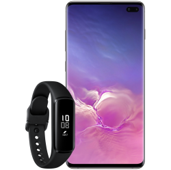 Samsung Galaxy S10 Plus + Fit e