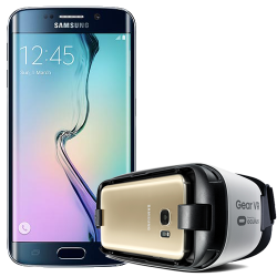 Samsung Galaxy S6 edge + Gear VR