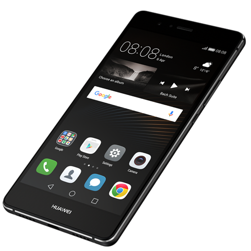 Huawei P9 lite display